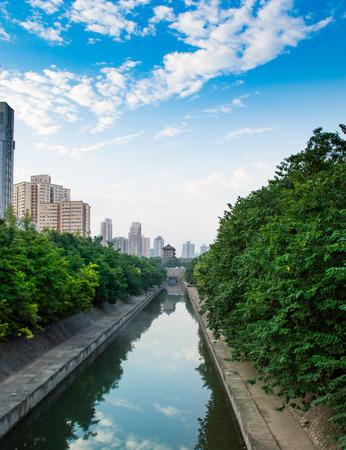 Xian scenery