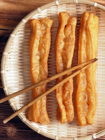 fritter: asian dough fritters      Stock Photo