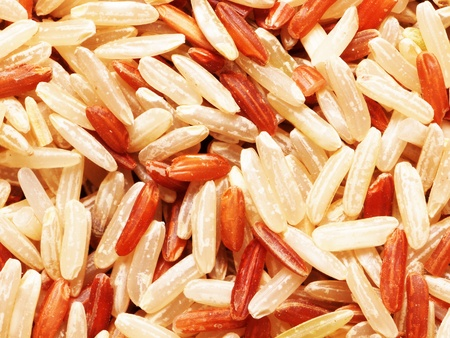 unpolished: unpolished rice