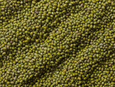 heap of green mung beans Stock Photo - 8627560