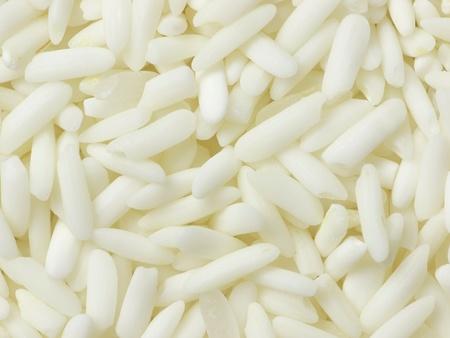 raw white glutinous rice