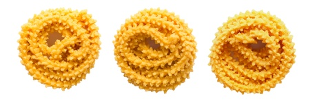 murkoo: close up of traditional indian snack