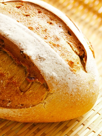 close up of a loaf of bread Stock Photo - 10736460