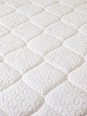 close up of a spring mattress Stock Photo - 12573322