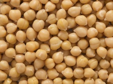 ヒヨコ豆食品背景のクローズ アップ 写真素材