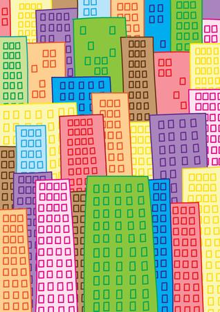 mega city: mega city illustration