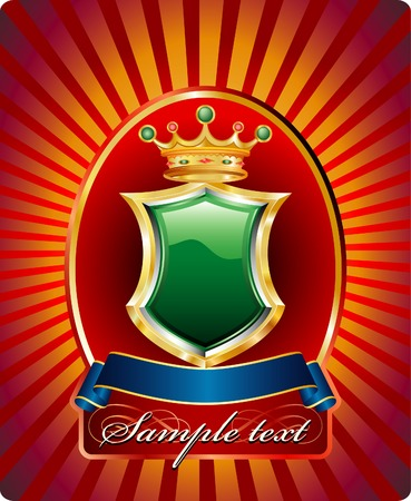 badge vector: vector label for various products Illustration