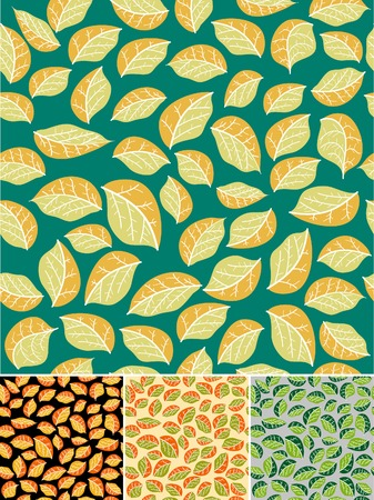 vector seamless repeating pattern Vector
