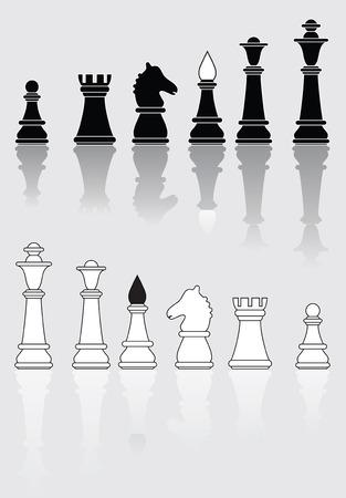 vector chess Vector