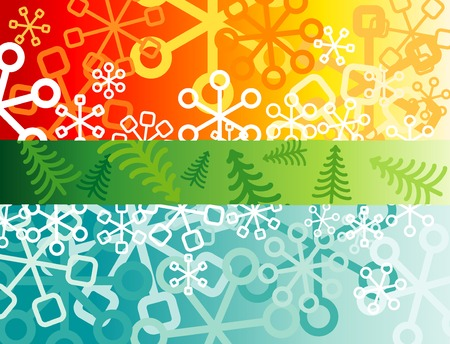 vector Christmas background Vector