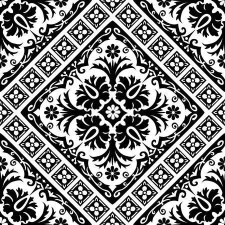 vector repeating wallpaper Stock Vector - 4143354