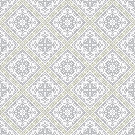 vector wallpaper classic design Stock Vector - 4188802