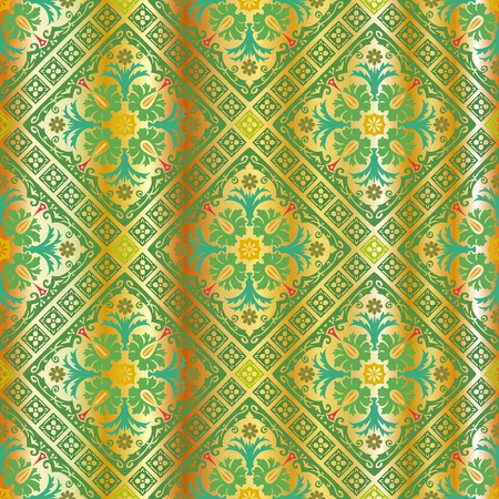 vector seamless repeating wallpaper Vector