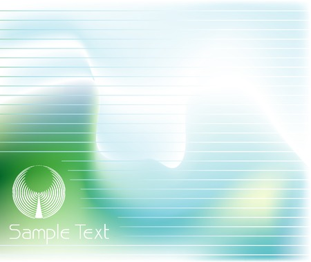 tempera: vector abstract background like watercolour
