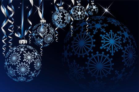 vector Christmas background Stock Vector - 6056116