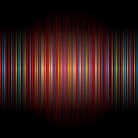 vector striped background Vector