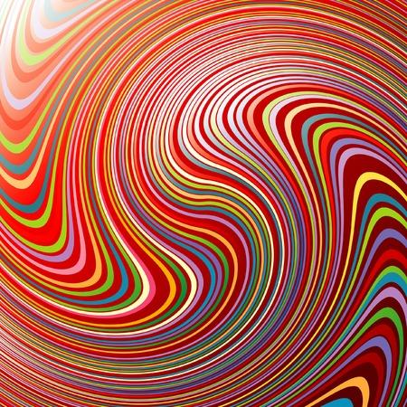 couleurs de tourbillon abstraite vectot
