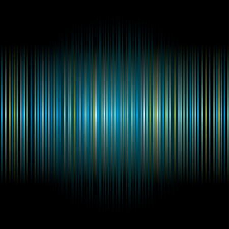 abstract stripped background in blue colors Vector
