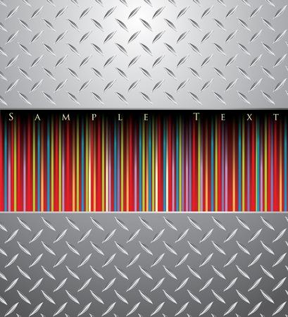 pavimento lucido: layout astratta