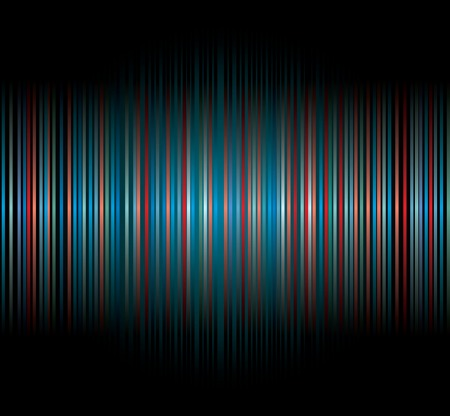 background with vertical colorful strips Vector