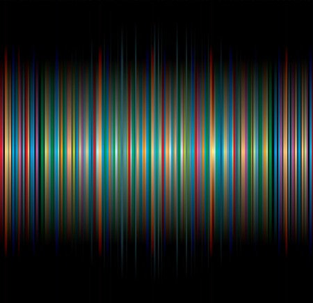 background with vertical colorful strips Stock Vector - 6847655