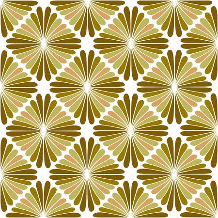 repeating pattern:  retro seamless repeating wallpaper