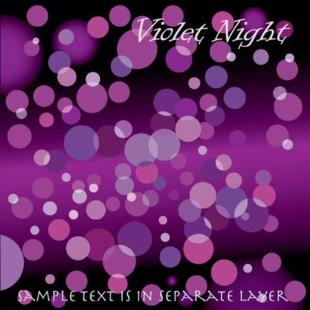 violet background for holiday events Vector