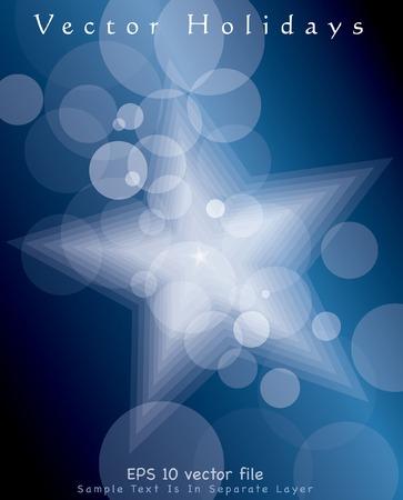 Résumé des étoiles floues