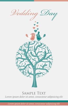 tophat: vector illustration for wedding