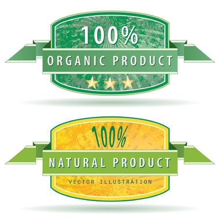 productos naturales: etiquetas gunge r�faga de productos naturales