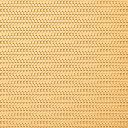wafer: wafer hexagonal background
