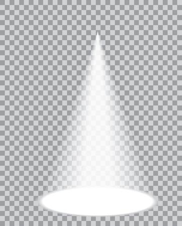 spotlight: transparent spotlight Illustration