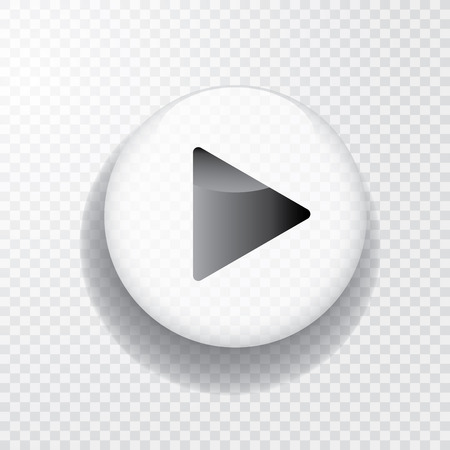 button icon: white transparent play button with shadow, icon