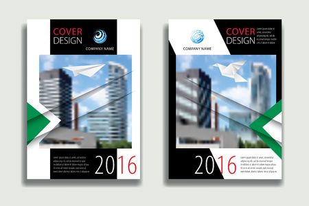 business buildings: Cover Report Business Colorful Sky Clouds Geometric pattern Design Background, Cover Magazine, Brochure Book Cover Template