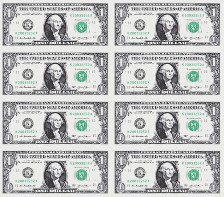 eight simmilar dollars