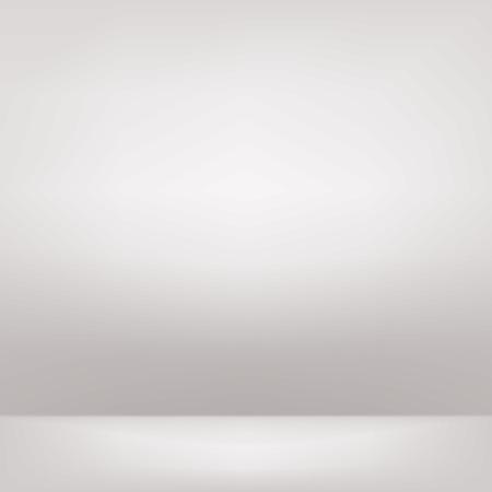 Einfache Vektorillustration der weißen Wand und des Bodens, Steigungsmaschenhintergrund Standard-Bild - 86858174