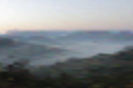 vector blurry landscape background