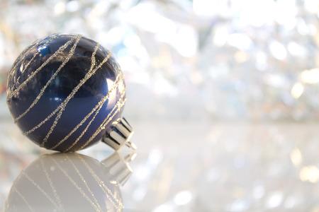 b ball: Christmas balls