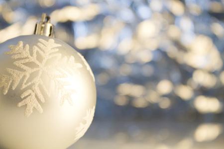 b ball: Christmas ball