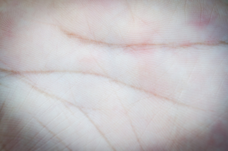 palmistry: Around the world, some people believe in prediction with palmistry. The forecasters will look the lines in the hand and talk about the past, present or future.