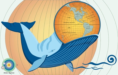 obscurity: Whale eat globe