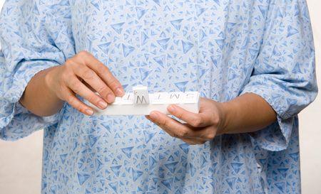 compliant: Patient compliant with drug regimen
