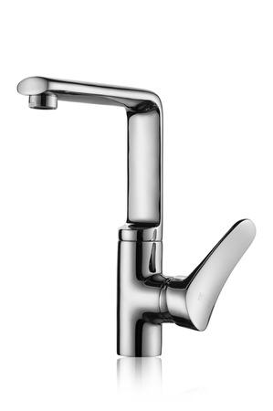llave de agua: Mezclador de cocina