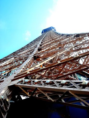 Eiffel Tower - one of the greatest works of art