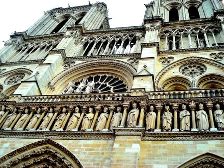 Notre Dame - the greatest historic building