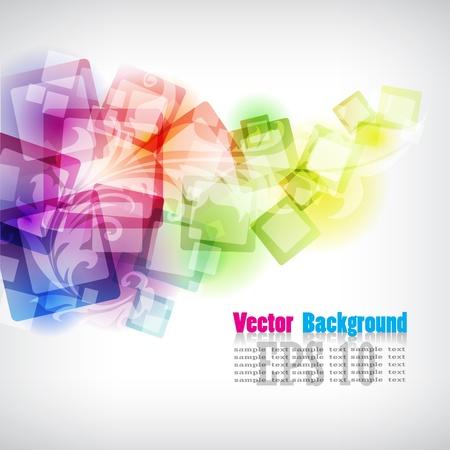 square background  Illustration