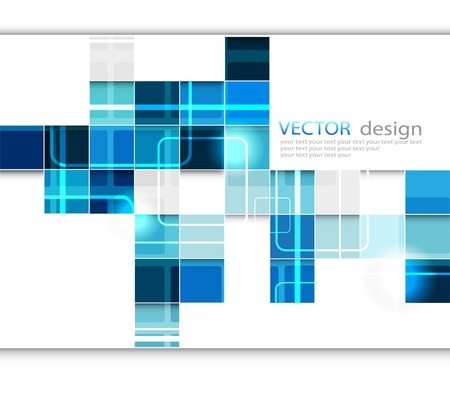 letterhead design: Abstract background Illustration