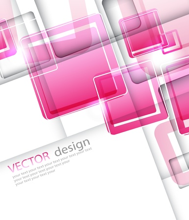 Abstract Background Vector  Çizim