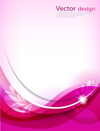 cover: vector background
