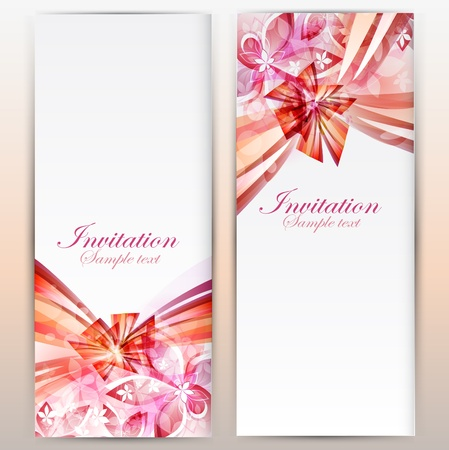 spangle: Invitation design